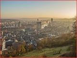 """<font color=""""blue""""><font size=""""+1""""> Liège panorama</font></font>"""