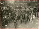 """<font color=""""blue""""><font size=""""+1""""> Liège Place Saint Lambert, 1914</font></font>"""