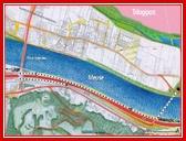 """<font color=""""blue""""><font size=""""+1""""> Accès routiers à Trilogiport - Sortie vers le Nord - Les véhicules sortant de Liège Trilogiport et souhaitant se diriger vers les Pays-Bas emprunteront la E25 vers le Sud, emprunteront le rond-point créé sur le pont d Argenteau avant de réemprunter l autoroute E25 vers les Pays-Bas</font></font>"""