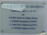 "<font color=""blue""><font size=""+1""> Station epuration Hermalle-sous-Argenteau Oupeye Liège</font></font>"