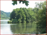 """<font color=""""blue""""><font size=""""+1""""> île aux Corbeaux, la Meuse, Hermalle-sous-Argenteau</font></font>"""