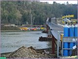 """<font color=""""blue""""><font size=""""+1""""> Trilogiport - Hermalle-sous-Argenteau travaux construction pont Euregio</font></font>"""