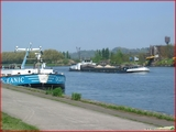"""<font color=""""blue""""><font size=""""+1""""> Canal Albert - RAVeL 1 Bis  à Vivegnis </font></font>"""