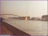 """<font color=""""red""""><font size=""""+1""""> le pont de Vivegnis fut accidentellement détruit dans les années 80 suite à l explosion d une conduite de gaz qui passait en dessous.  .</font></font>"""